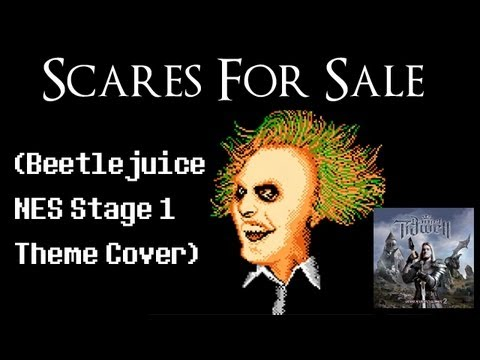 Scares For Sale (Beetlejuice NES Stage 1 Theme) - Metal/Rock Cover mp3