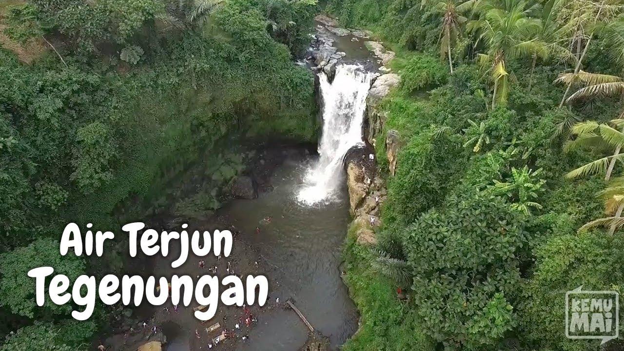 Air Terjun Tegenungan, Gianyar, Bali