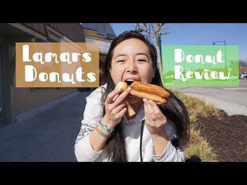 Lamar's Donut's Review Vlog