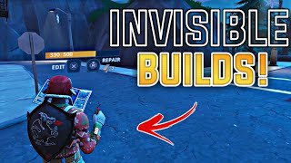 How to get INVISIBLE STRUCTURES in Fortnite by doing this glitch | Fortnite season 7 new glitch 2019