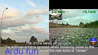 Super Drone Camera with bilion pixel