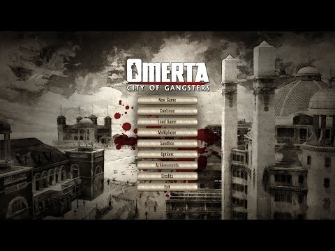 OMERTA - CITY OF GANGSTERS Singleplayer Game Mechanics display |
