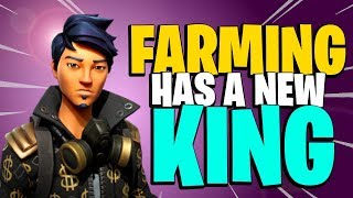 A NEW KING!!! Best Outlander in Fortnite Save the World for Farming | Nuts and Bolts and More!