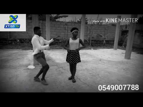 Old school-lucky mensah dance by the xtra dancers