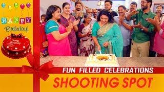 Uma Birthday Celebration - Priyamanaval Shooting Spot