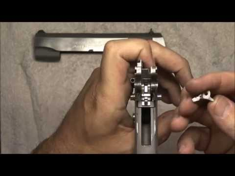 BEST Series 80 1911 Reassembly Vid In HD!