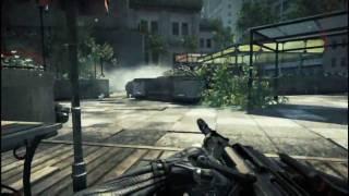 CRYSIS 2 PS3 - rivelazione gameplay esclusiva in italiano ITA HD 720p
