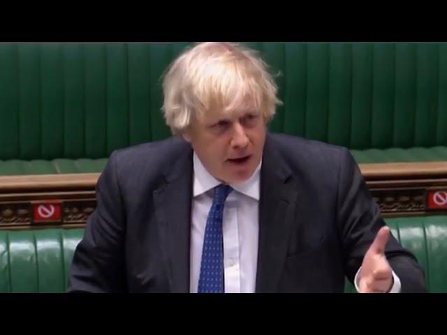 Boris Johnson admits 'appalling campaign on Uyghurs' but refuses boycott of Chinese Winter Olympics