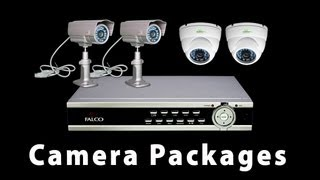 Security Camera Kits - Package Overview