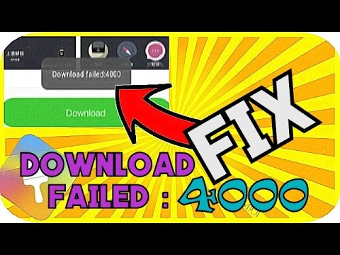 FIX | DOWNLOAD FAILED :4000 - ERROR While Downloading IN MIUI THEME STORE |  XIAOMI DEVICES (2019)