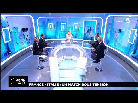 """France-Italie : un match sous tension #cdanslair 14.06.2018"" :  via @YouTube - FestivalFocus"