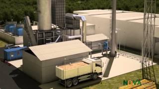 Generación Eléctrica Biomasa NOVA ENERGY GROUP