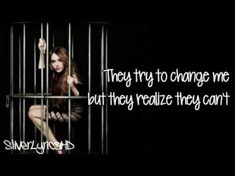 Miley Cyrus - Can't Be Tamed - Lyrics