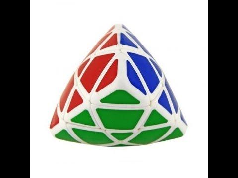 Мастер пираморфикс схема сборки фото 627