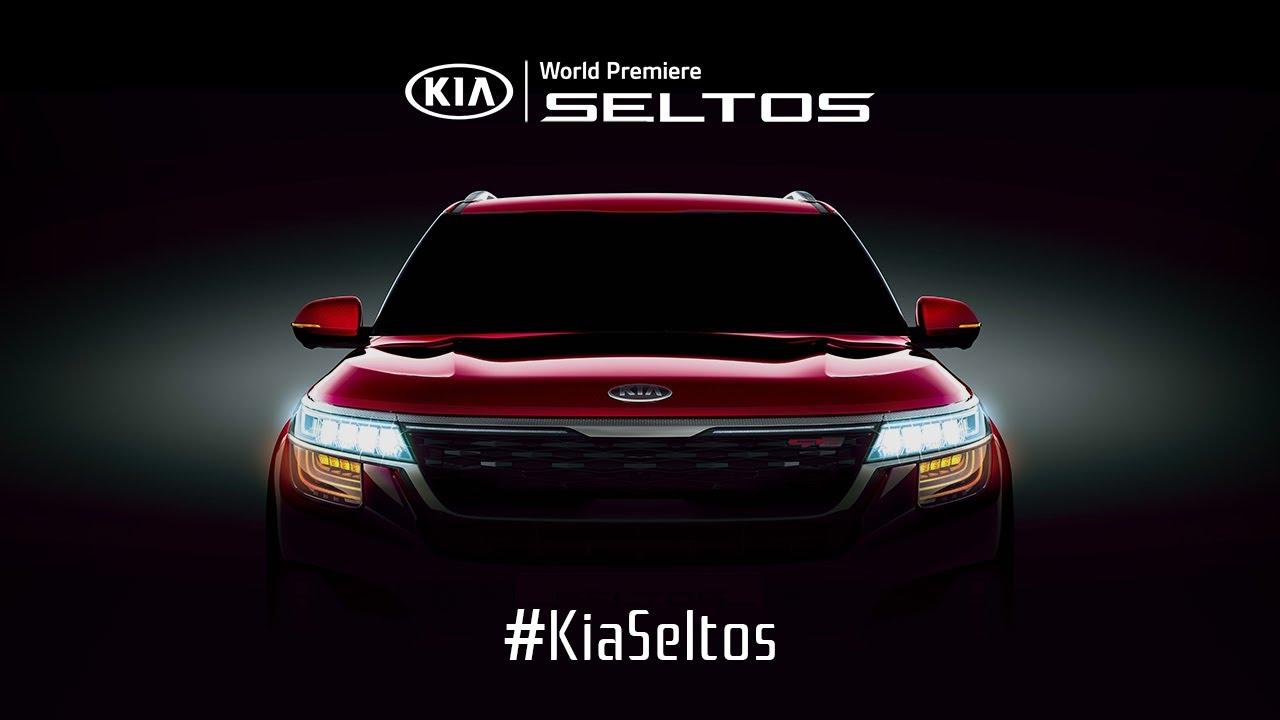Kia Motors | Seltos World Premiere - YouTube