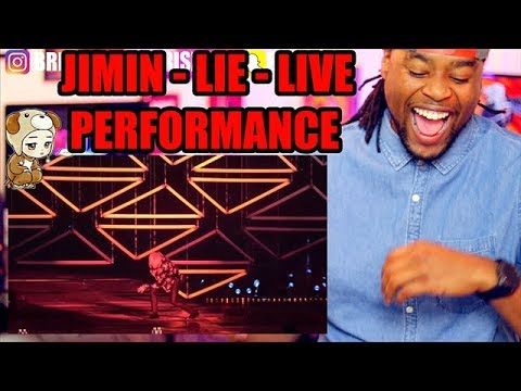 JIMIN - LIE | WINGS TOUR SEOUL | LIVE PERFORMANCE REACTION!!!