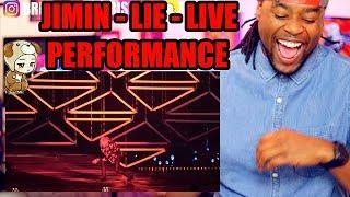 JIMIN - LIE | WINGS TOUR SEOUL | LIVE PERFORMANCE REACTION!!!