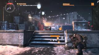 Tom Clancy's The Division | PC Gameplay | 1080p HD | Max Settings