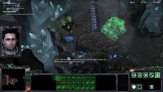 StarCraft 2 Wings of Liberty Végigjátszás #24 Typhon XI