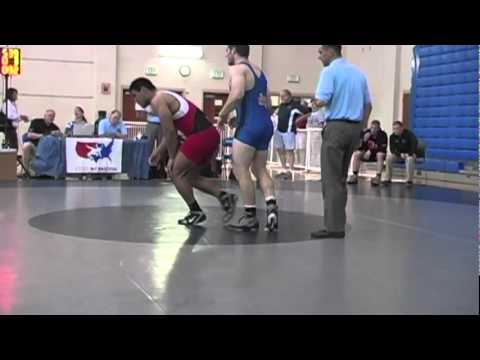Freestyle 96kg - Scott Schiller DEC Lucas Mondrago...