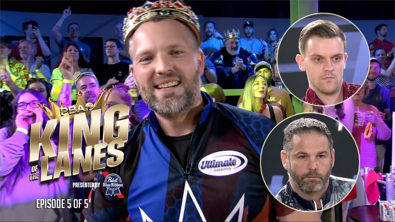 2021 PBA King of the Lanes | Show 5 of 5 | Full PBA Bowling Telecast