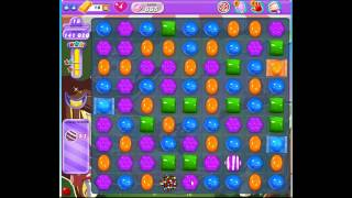 Candy Crush Saga DREAMWORLD level 665 No Boosters