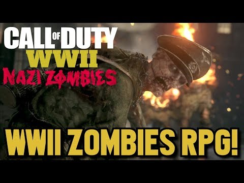 World War 2 Zombies Becoming More RPG-Like and I Love It: Character Classes and Upgrades!