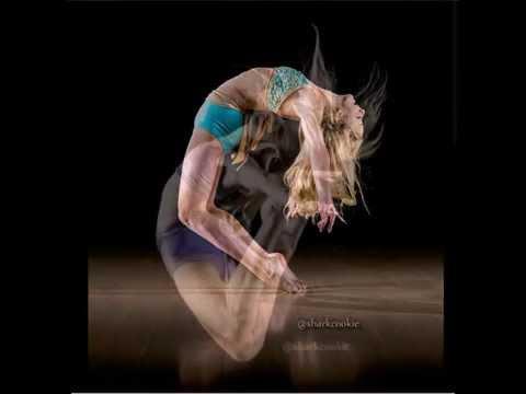 Позы для фотографирования девушки-танцора