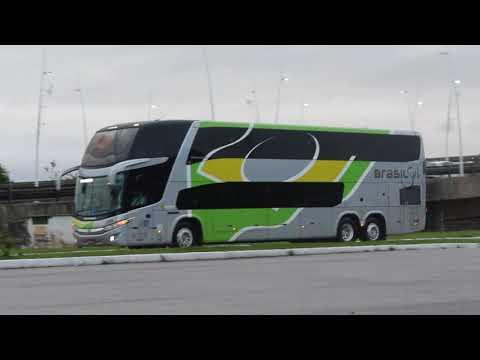 Ônibus brasil sul 1800 dd g7 2916
