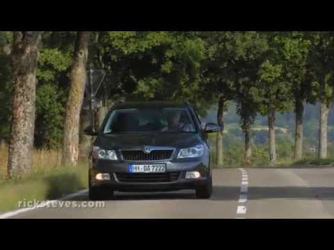 European Travel Skills: Driving in Europe