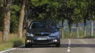 European Travel Skills: Driving in Europe