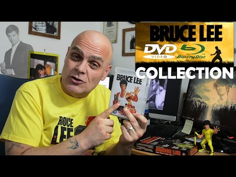 My Bruce Lee Movie Collection Ramble