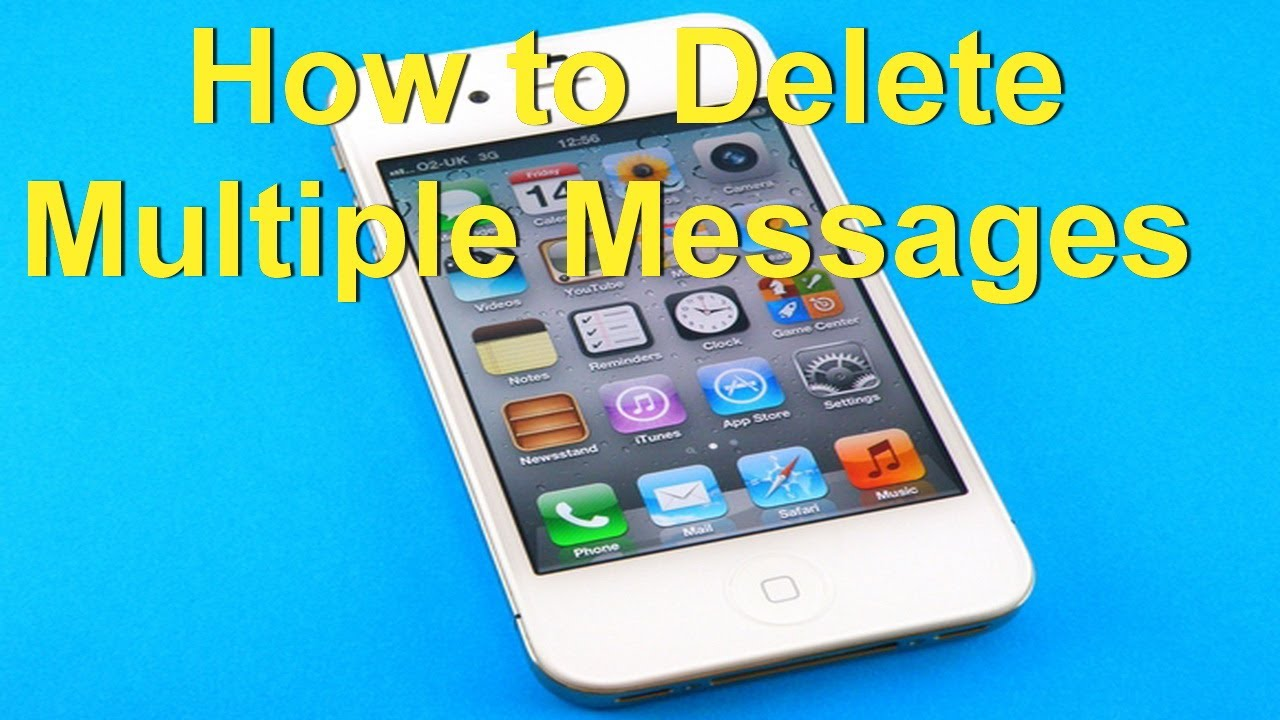 how to delete messages on iphone iphone 4s delete messages preview 18725