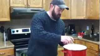 How To  Make Corned Beef - Brining Process