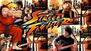 Repeat youtube video Street Fighter goes Rock - Ken's Theme
