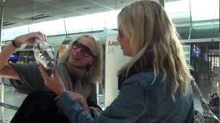 Heidi Klum A day in Madrid