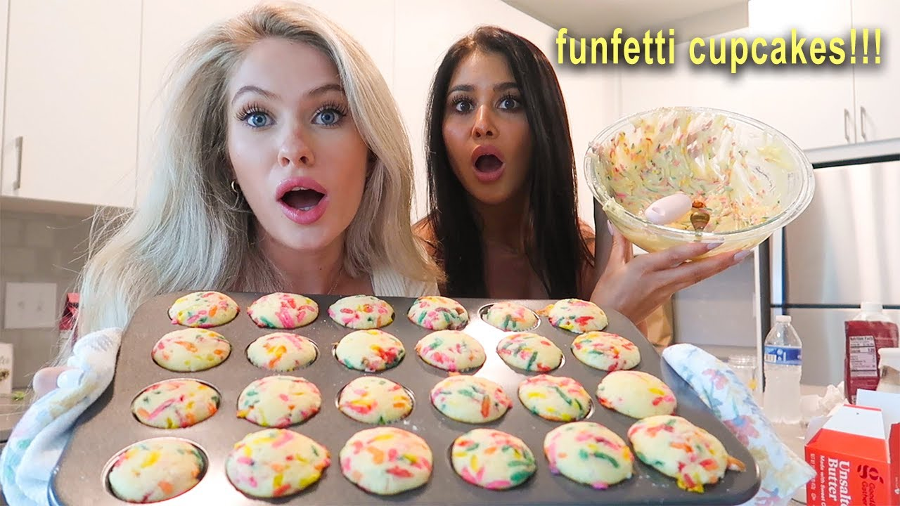 BAKE WITH US!!!!! *craziest baking show ever*