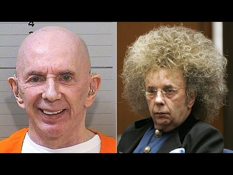 Phil Spector Dies At 81 Of COVID-19: Lana Clarkson Killer Has Oakland Connection Named Steve Escobar