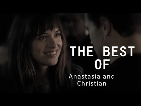 The BEST of Anastasia & Christian | FSOG