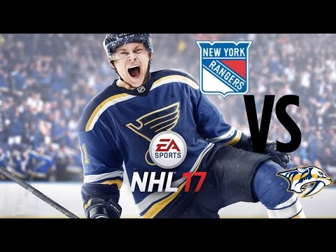 ► NHL 17 | Online VS#2 | CZ/SK Lets Play | Gameplay [PS4]