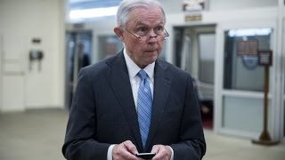 Jeff Sessions Gets Personal at Foot Soldiers Ceremony