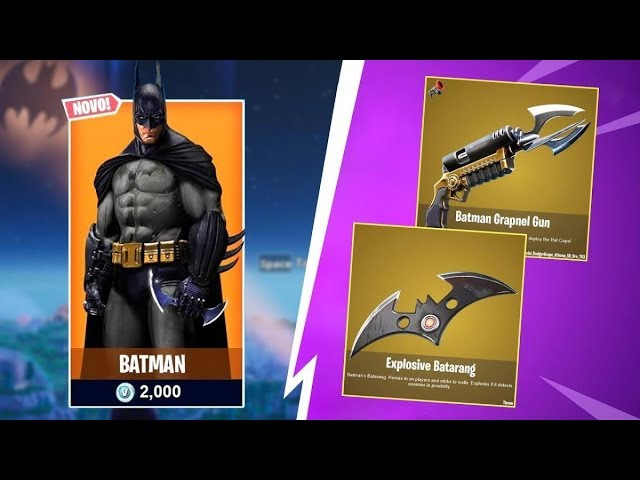 🔴 Evento Pazzesco in Fortnite , Arriva Batman