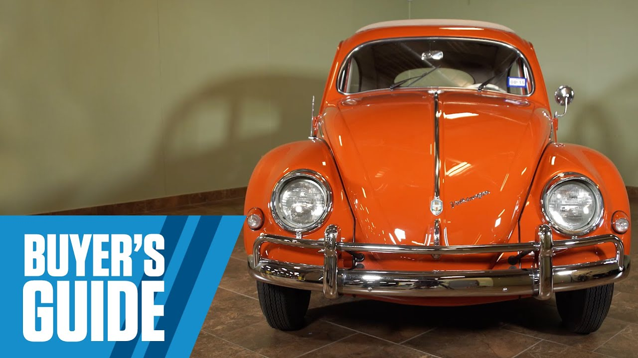 Volkswagen Beetle | Buyer\'s Guide - YouTube