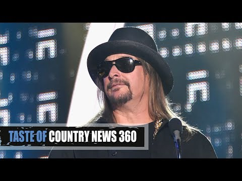 Kid Rock for Senate? He Says It's Real - Taste of Country News 360