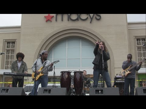 Nexus Live At Savor Bowie Wine, Food and Music Festival
