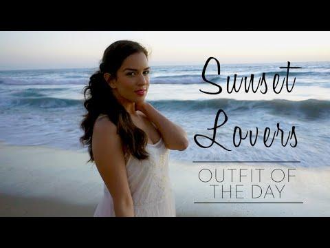 SUNSET LOVERS | On The Kattwalk #OOTD #32