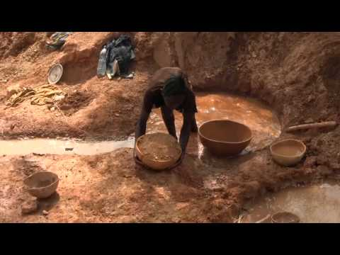 Gold Hunting Mali Africa