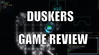 [SPACE GAMES] Duskers REVIEW - May 2016