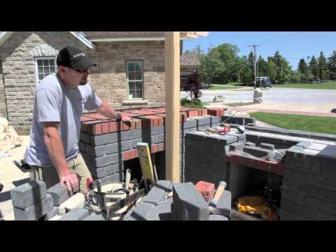 Tips on constructing a Brick BBQ