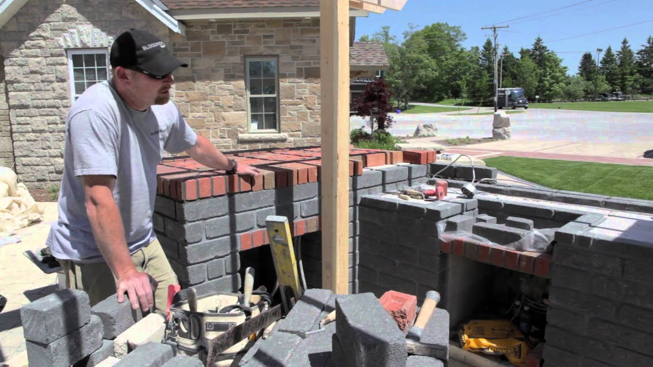 Bbq Metselen Tips On Constructing A Brick Bbq
